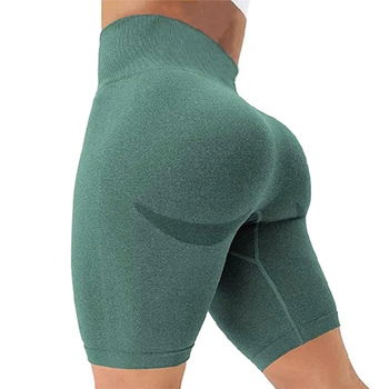 Squat Proof Short Leggins Seamless Gym Shorts Leggings Workout Short Fitness Women Sport Shorts Summer High Waist Yoga Short