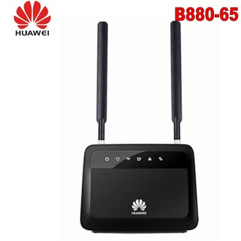 Huawei B880-65 LTE FDD 900/1800/2100/2600Mhz TDD2300/2600Mhz Mobile Wireless Router