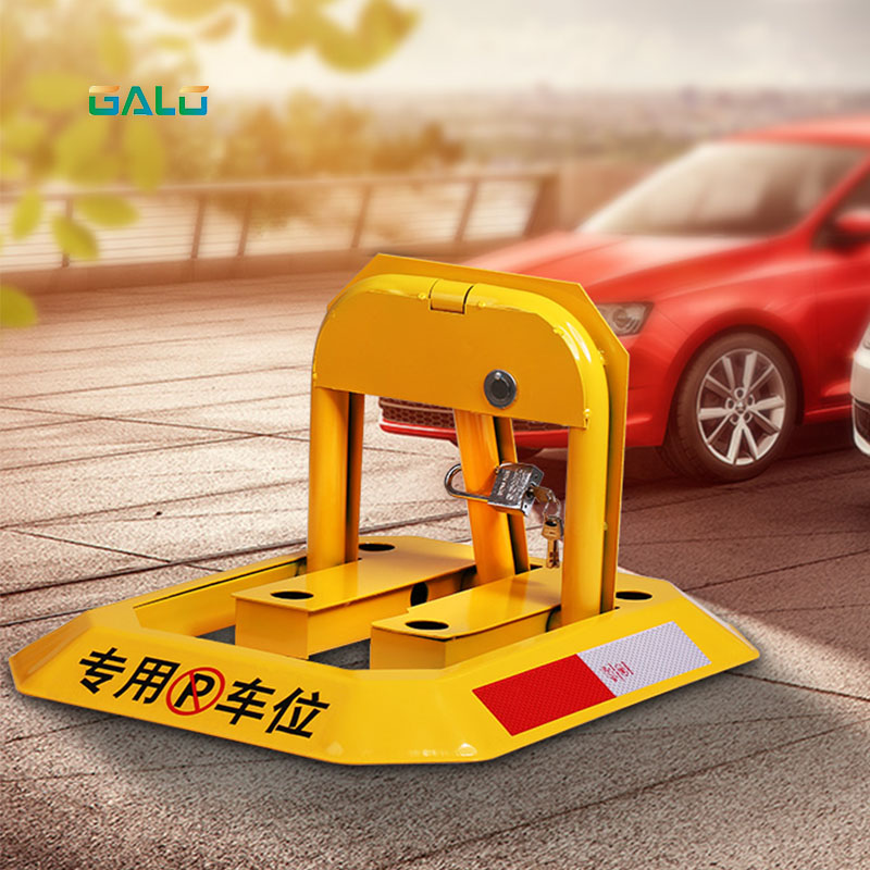 Household   New Private Parking Locks, Garage Interceptors, Parking Barriers,Personal Parking Lock Parking Barrier Blocker
