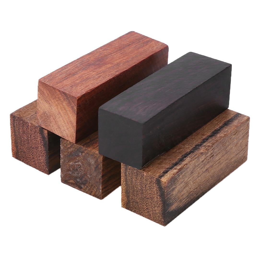 1 шт. деревянные весы деревянный блок Лезвие Ручка резак нож весы захват блоки Изготовление DIY материал 60*20*20 мм