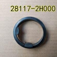 Для hyundai Elantra Avante HD i30 i30cw Kia Forte двигатель воздухозаборник трубы уплотнительное кольцо резиновые уплотнения для воздушных трубопроводов 281172H000