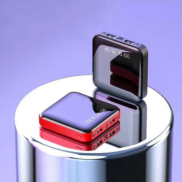 Sindvor Power Bank 20000mAh Fast Charger Portable External Battery Pack Batteries Powerbank for Samsung Xiaomi iPhone Smartphone