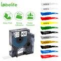 Labelife совместимый лейбл кассета Замена для DYMO D1 этикетки ленты 45013 S0720530 для DYMO LabelManager 160 280 420P производитель