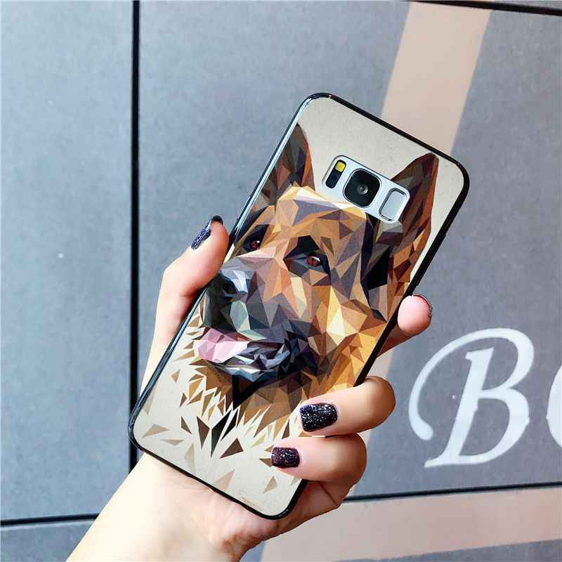 Babaite Anjing Gembala Jerman Phone Case untuk Samsung Galaxy S10E S7 Edge S9 S8 S10plus S6 S10Lite