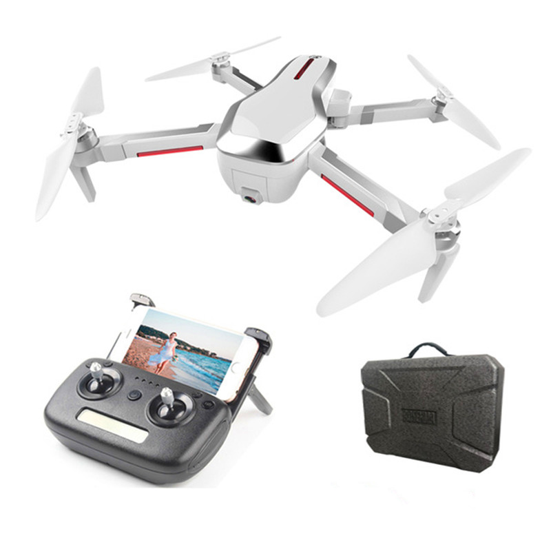 Professional FPV GPS Drone 4K with Camera HD WIFI Brushless Motor RC Quadcopter 25 Minute Flight Time Racing Helicopter RTF Dron-in RC Helicopters from Toys & Hobbies