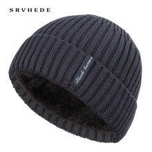2019 new Skullies Beanies Winter Hats For Men Scarf Knitted