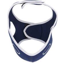Men V Face Shaping Bandage Face Slimming Strap Far Infrared Double Chin Lifting Belt