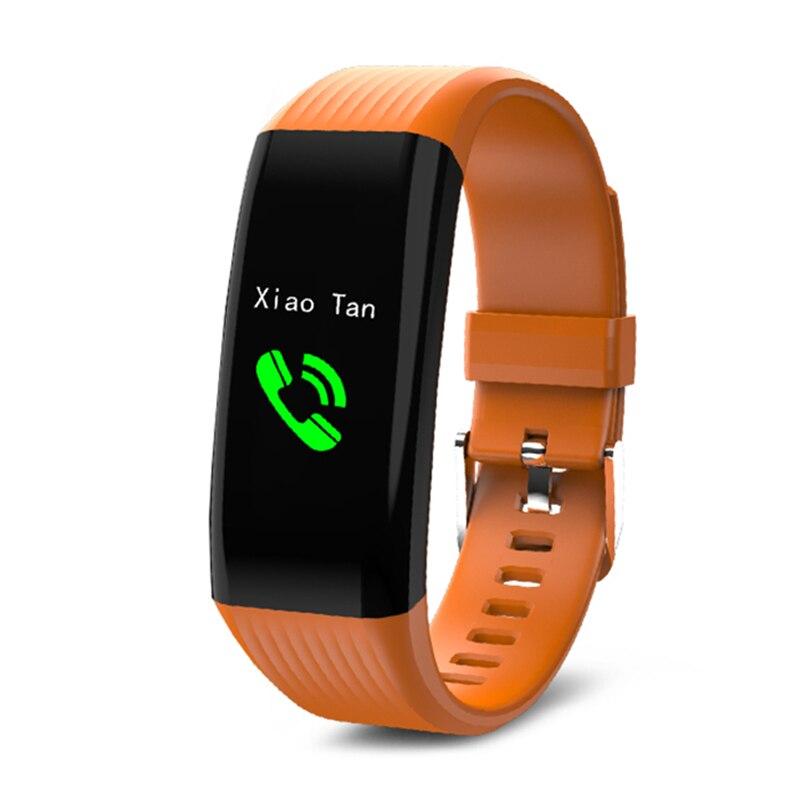 New B06 Smart Band Heart Rate Clock Activity Fitness Tracker Smart Bracelet Pedometer Health Sport Wristband Women Men Watches