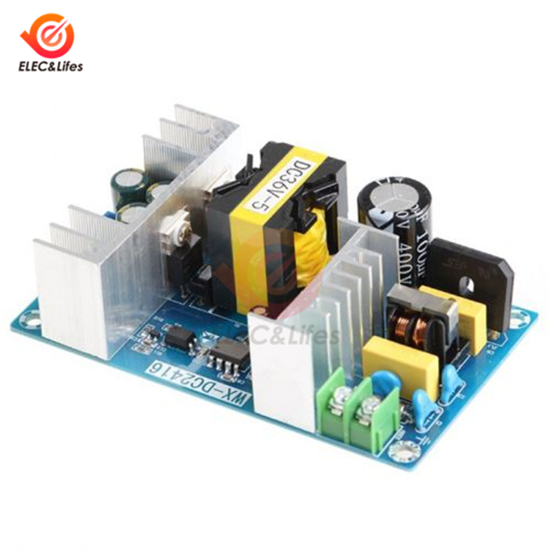 High Power <font><b>180W</b></font> 220W <font><b>36V</b></font> <font><b>5A</b></font> Power Supply Module <font><b>AC</b></font>-<font><b>DC</b></font> Switching Power Supply Module Board <font><b>AC</b></font> 100V-240V to <font><b>DC</b></font> <font><b>36V</b></font> power converter image