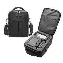 حمل حقيبة ل DJI Mavic طائرة صغيرة بدون طيار صندوق تخزين واقية السفر قطري صدمات حقيبة كتف حقيبة المحمولة حقيبة يد