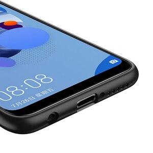 Image 5 - Black Soft Marvel Comic For Huawei P Smart 2021 2020 Z S Mate 40 RS 30 20 20X 10 Pro Plus Lite 2019 Phone Case