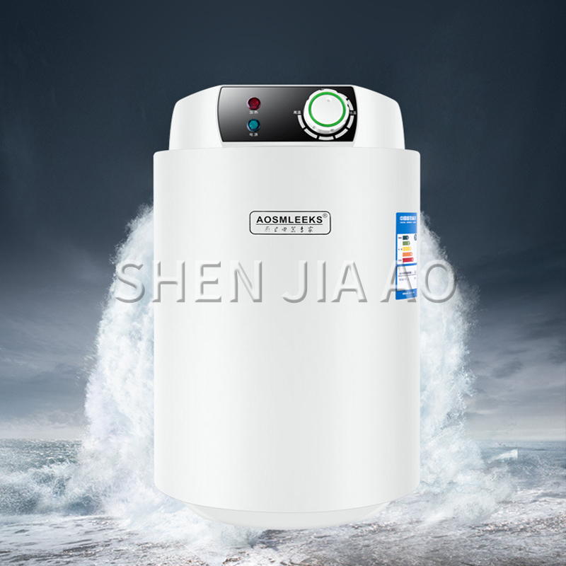 Kbxstart grifo calentador de agua eléctrico cocina baño hogar calentador de agua verano caliente inteligente ducha caliente - 6