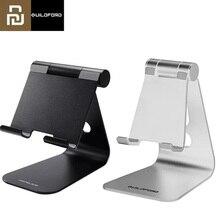 Youpin titular do telefone móvel tablet suporte de desktop suporte do telefone estável sem agitação alumínio 7/12 polegadas para o escritório em casa