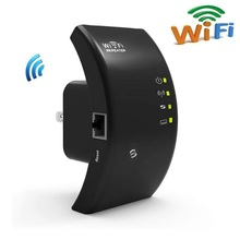 Wireless Wifi Repeater Amplifier Fi-Access-Point 300mbps B/G