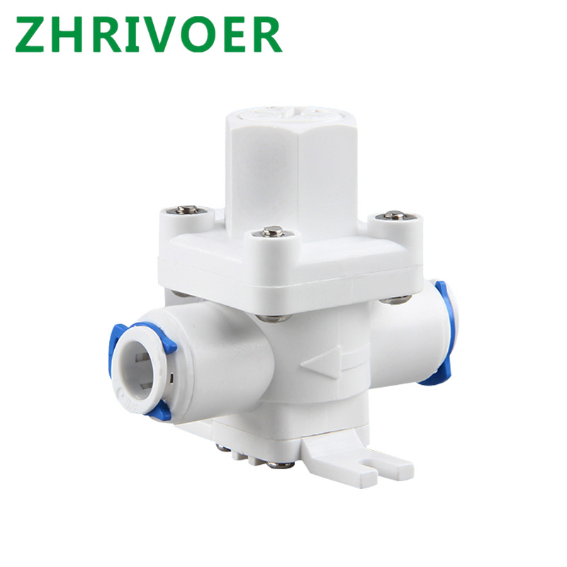 OD Hose Quick Connection RO Reverse Osmosis System RO Water Pressure Relief Valve Water Pressure Reducing Regulator 1/4