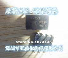 10pcs/lot IR2153 IR2153PBF IR2153 DIP-8 10pcs lot tlp557 dip 8 optical coupler oc optocoupler