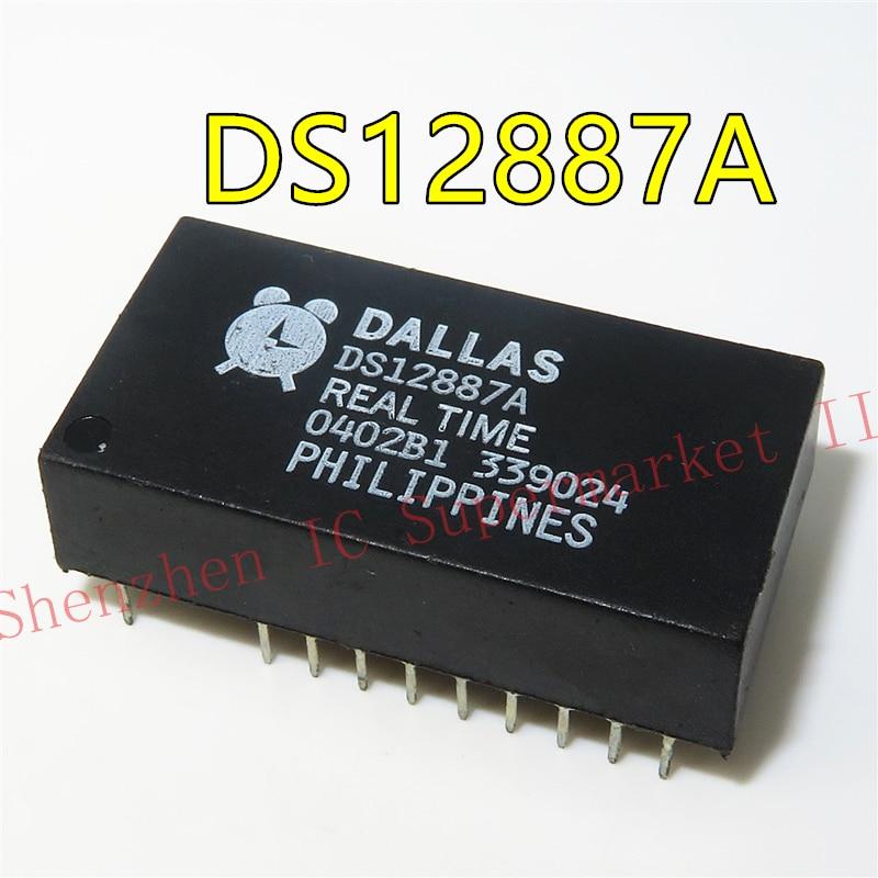 1pcs/lot DS12887A DS12887+ DS12887 DS12C887A DS12C887+ DIP-19 In Stock