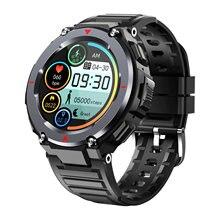 Willgallop 2021 nouveau S25 montre intelligente Bluetooth appel musique jouer IP67 en plein air Smartwatch entendre taux moniteur hommes sport montre-bracelet