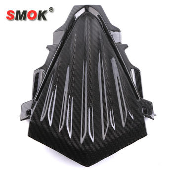 SMOK Motorcycle Carbon Fiber Wind Deflector Windscreen Windshield Headlight Fairing Kits Cover For Yamaha T max 530 Tmax 530