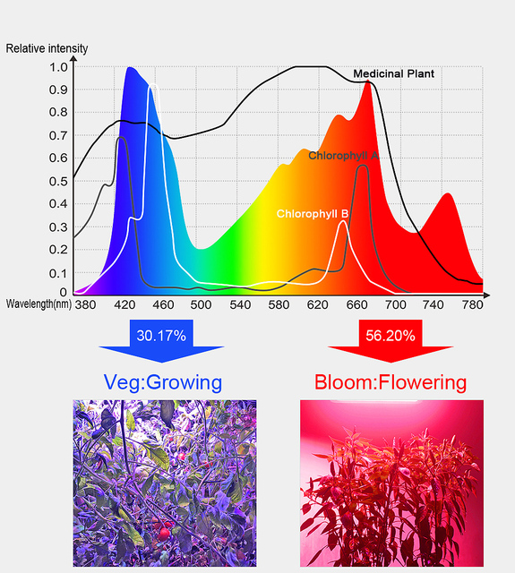 50W lampa do uprawy roślin okrągły kształt czerwony niebieski roślin panel świetlny wypełnić światło pełne spektrum lampa dla szklarni sadzonka Foster tanie i dobre opinie Junejour ROHS M138524 33cm Easy installation and space saving Żarówki led 85-265 v