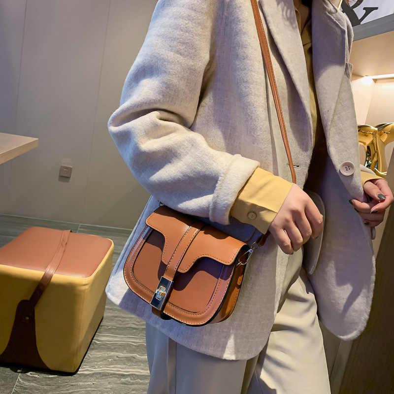 Tonny Kizz حقائب كروسبودي الصغيرة للنساء 2019 كل مباراة منقوشة رسول حقائب كتف السرج السيدات حقائب اليد بولسا