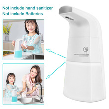 Automatic Sensor Low Noise Health Care Kitchen Free Stand Soap Dispenser Foaming Practical Electric Hand Cleaning Smart Bathroom
