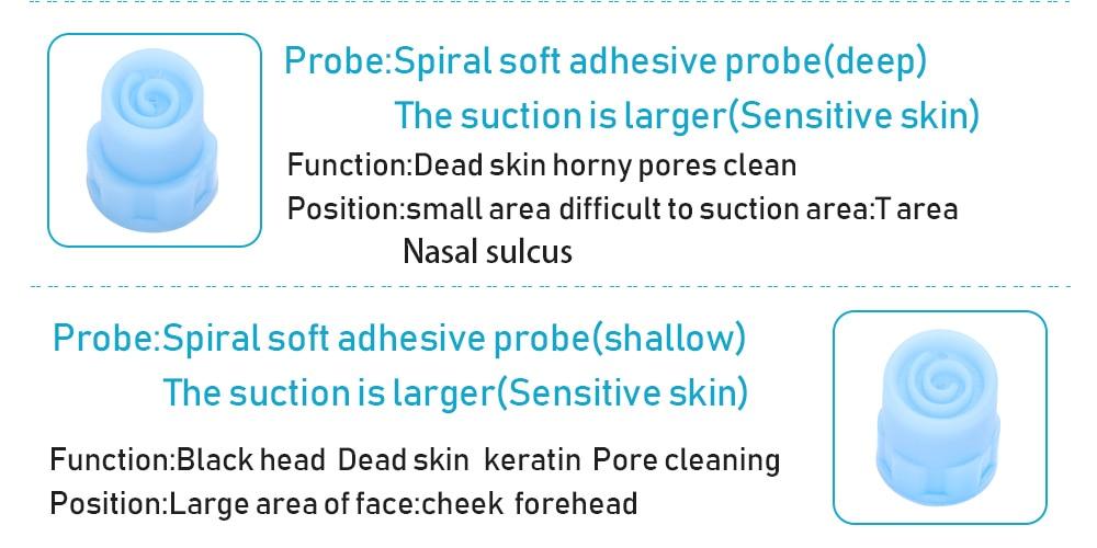 limpeza a vácuo cravo removedor encolher poros
