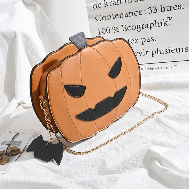 Women Shoulder Bag Bags and Wallets Unisex color: Black|Orange