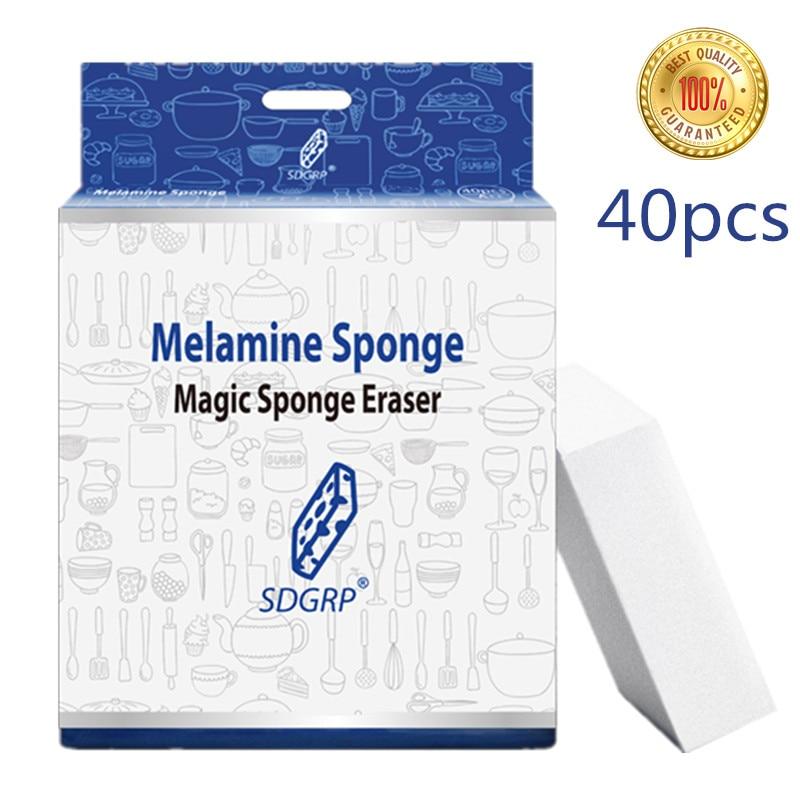 3 x High Density Nano Magic Sponge Erasers Multi-functional Cleaning top Handy