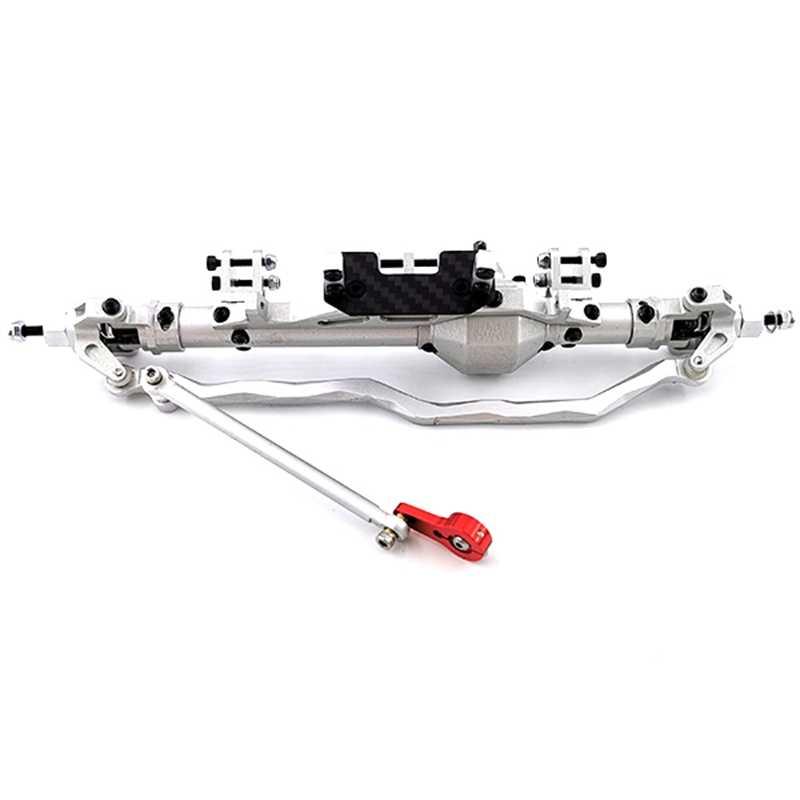 Axiale voor Wraith RR10 90048 CNC Legering Metalen Front + Achteras 1/10 Rc Auto