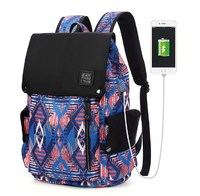 Casual nylon large men backpack outdoor rucksack laptop bags