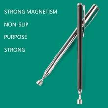 3Pcs/Lot Magnetic Magnet Pen Mini Pickup StickTelescopic Handy Tool Capacity For Picking Up Nut Bolt Extendable Pickup Rod Stick