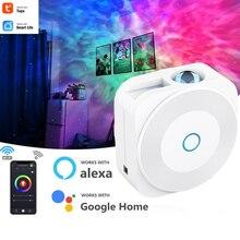 Voice-Control Projector Home Bluetooth Smart Wifi with Tuya Alexa Alexa