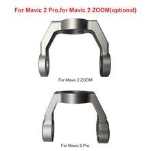 цена на Original DJI Mavic 2 Zoom & Mavic 2 Pro Camera Gimbal Roll Arm Holder bracket Spare Parts Replacement USED