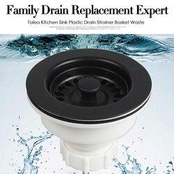 Zestaw do zlewu zestaw do zlewu łazienkowego filtr odwadniający do wody akcesoria do zlewu kuchennego zestaw do zlewu kuchennego|Filtry do kawy|Dom i ogród -