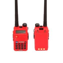 Walkie Talkie Baofeng UV-5R-Red
