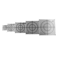 100 шт лист отражателя Светоотражающие Целевая лента тахеометра для Leica SOKKIA 20 Вт, 30 Вт/40/50/60/100 мм