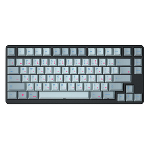 Image 1 - Keycaps For Mechanical Keyboard 139 Japanese Root Japan Thermal Sublimation Process Blue Cyan Font Cherry Sub PBT The Material