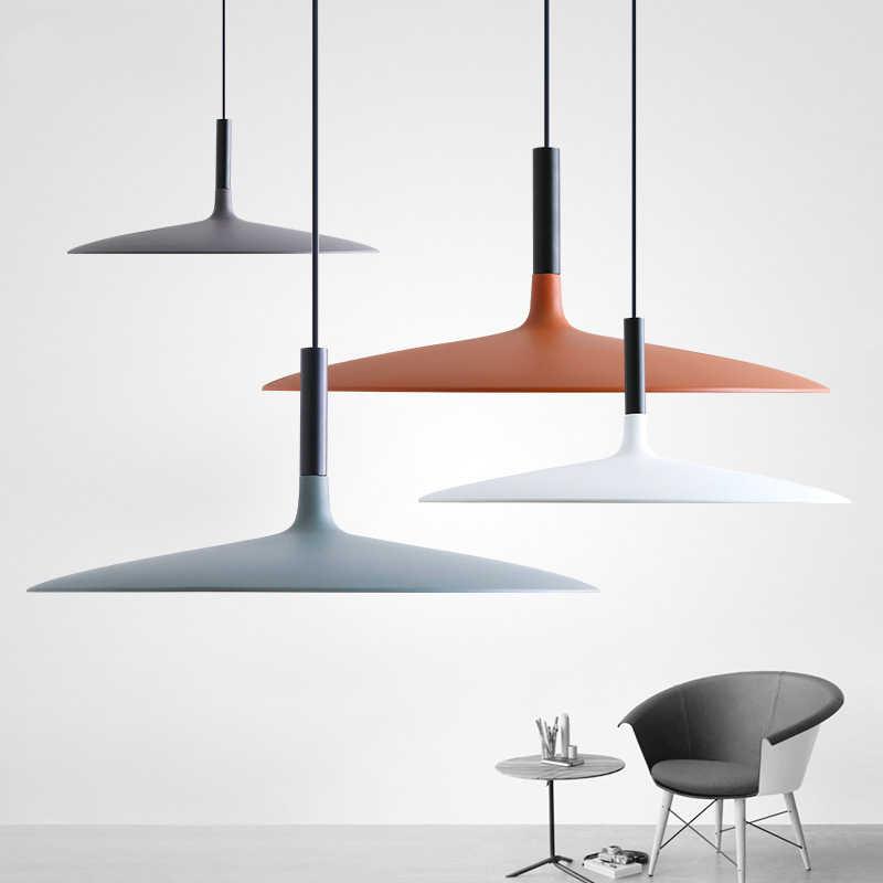 Скандинавские Ретро подвесные светильники Современные светодиодные подвесные лампы цементный подвесной светильник для гостиной Кухонные светильники Декоративное освещение