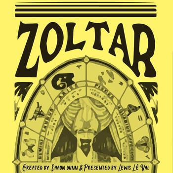 Zoltar by Shaun Dunn presented by Lewis Le Val,Magic Tricks image