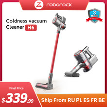 Roborock H6 Handheld Wireless Vacuum Cleaner Smart Home Portable Cordless 150AW All in one Dust Collector Collector Aspirator