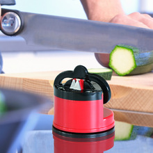 Sharpening-Tool Knife-Sharpener Chef-Knives Suction Safe Easy Kitchen Damascus Brand