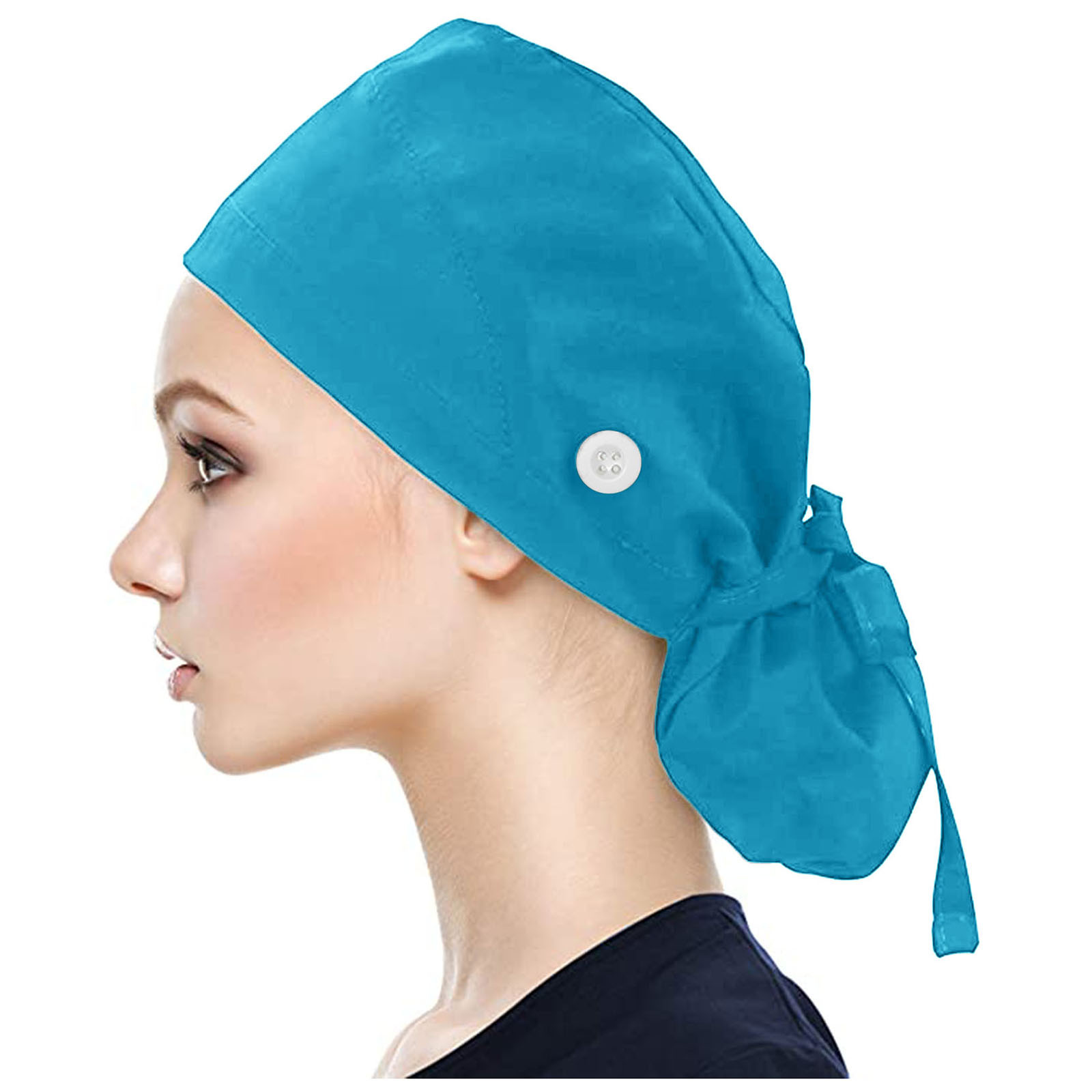 Unisex Nurse Hats For Women Cotton Hat Women Women's Clothings Women's Scarf/Shawls/Caps