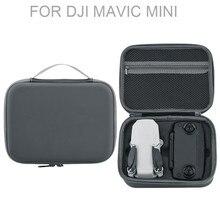 حقيبة حمل للطائرة بدون طيار DJI Mavic Mini ، حقيبة حمل ، جهاز تحكم عن بعد ، صندوق حمل ، حقيبة تخزين