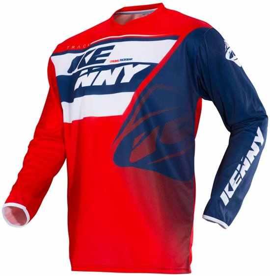 ใหม่ 2019 Kenny รถจักรยานยนต์เสื้อ Moto XC รถจักรยานยนต์ GP Mountain Bike Motocross JERSEY XC BMX DH MTB เสื้อ T เสื้อผ้า XS TO 5XL