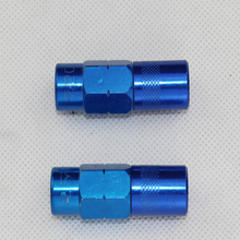 Grease Gun Accessories Explosion-proof Flat-mouthed Blue Oil Grease Gun FY-115 Oil Filling Equipment water proof grease