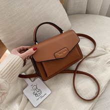 pu Leather Small Ladies Messenger Bags Female Casual Shoulder Crossbody Bags For Women Luxury Handbag Sac A Main gg bag louis vintage genuine leather women handbag messenger bags for women 2018 natural leather handbag sac a main female hand bag women