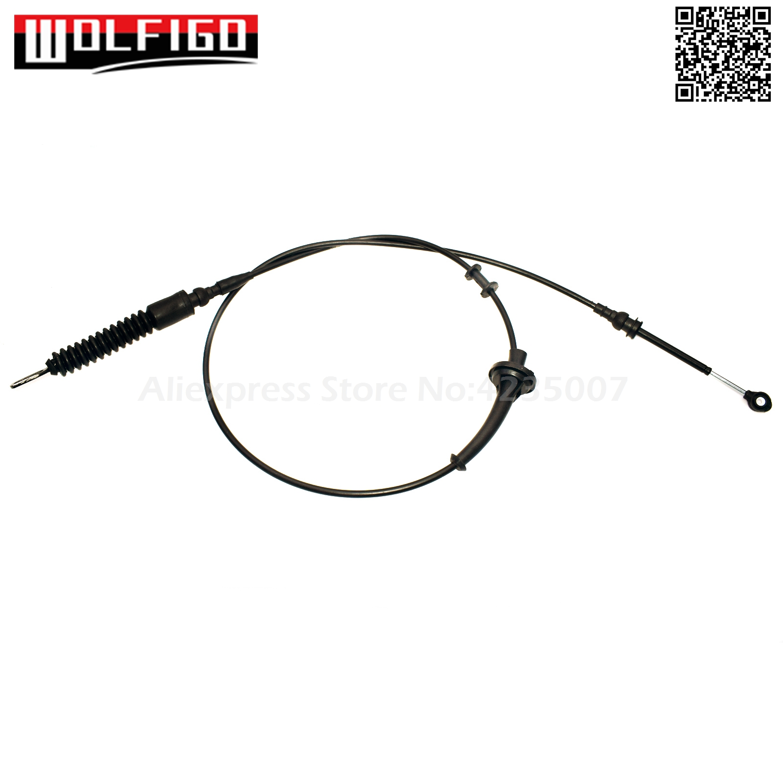 labwork Transmission Shift Control Cable fit for Ford Crown Victoria 1996-2002 F8AZ7E395BA