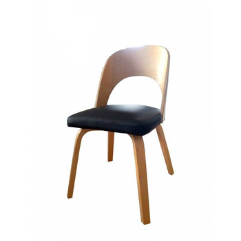 Chair modern solid wood dining chair coffee chair bent wood lounge chair bar chair computer chair desk chair home dining chair фото