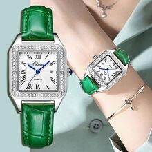 Часы наручные женские кварцевые в античном стиле элегантные